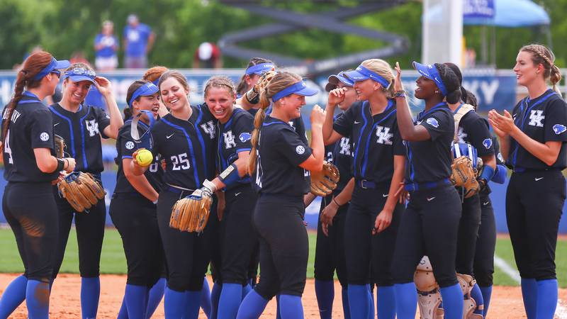 UK will now face Alabama in the Tuscaloosa Super Regional.