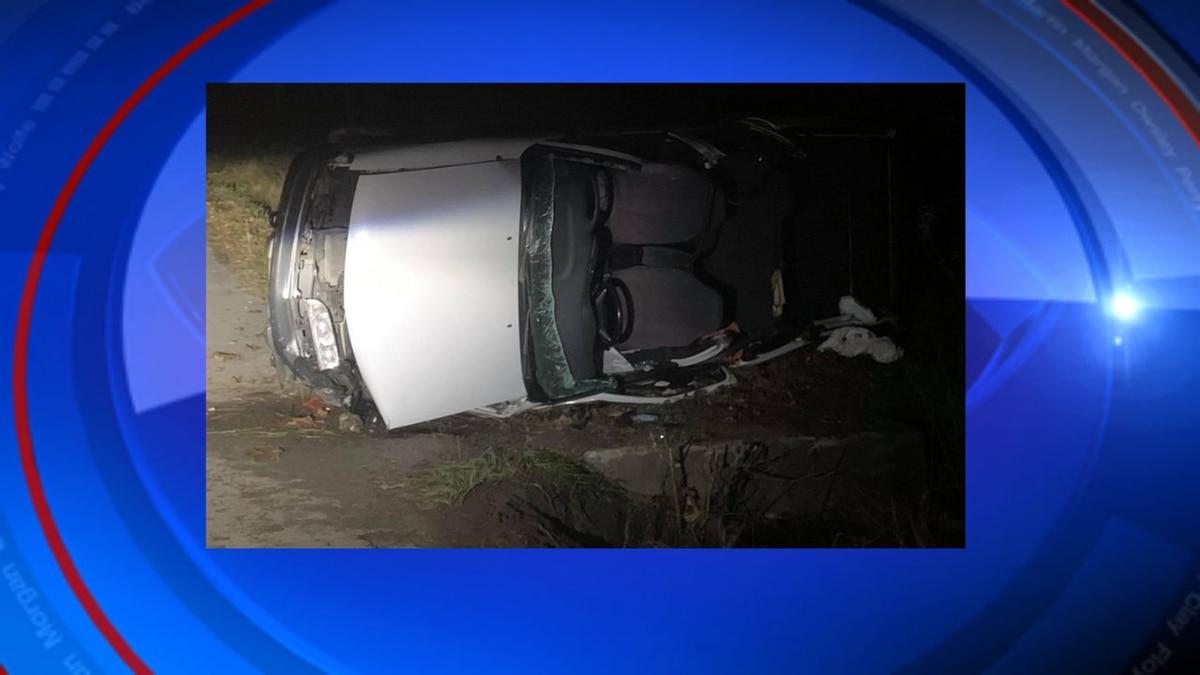 Johnson county fatal crash