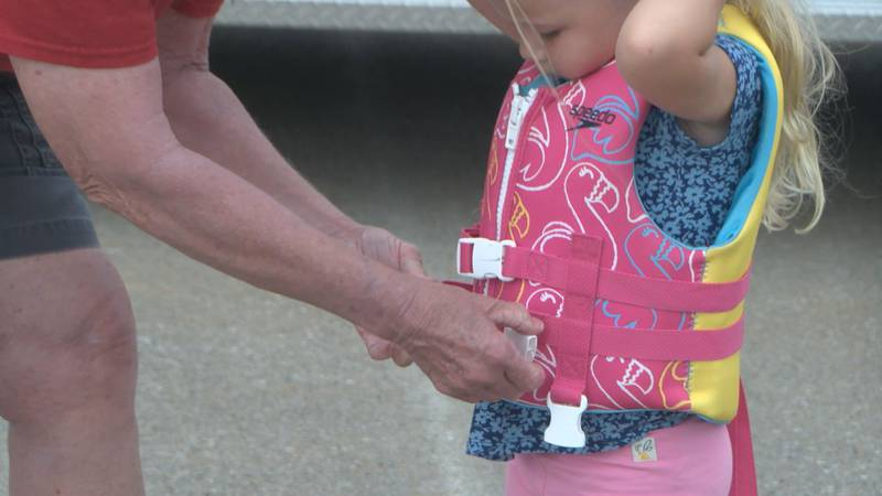 Officials encourage the use of life jackets when out on the water as drownings continue to rise.