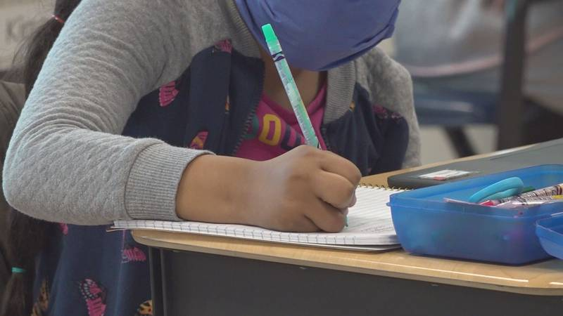 Virginia schools continue to make progress toward in-person instruction five days a week.