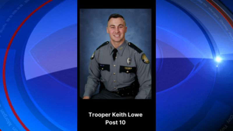 Trooper Keith Lowe from KSP Post 10 in Harlan is one of three new members of the Kentucky State...