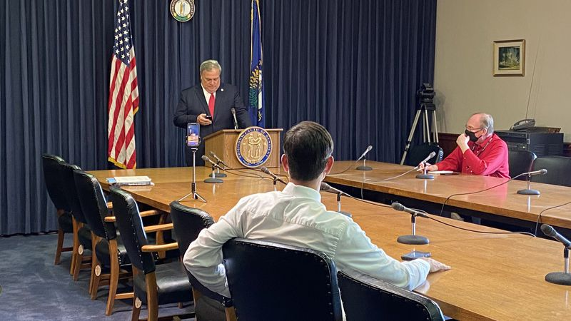 Ky. Senate President Robert Stivers announced he is drafting a bill for the upcoming regular...