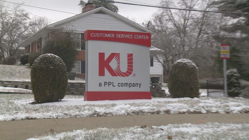 Lowry says 30,000 KU customers were left without electricity after this past ice storm, 5,000...