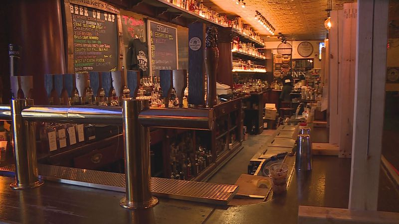Downtown Lexington bar owners remain hopeful 2021 will be better for business than last year.
