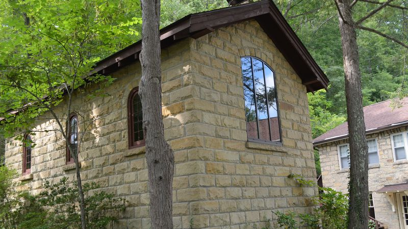 HOSKINS FILES LAWSUIT AGAINST FRONTIER NURSING UNIVERSITY OVER REMOVAL OF HISTORIC WINDOW AT...