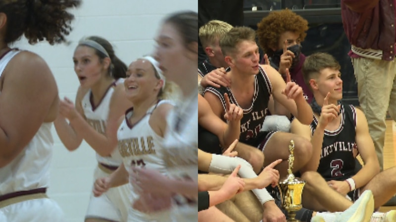 Pineville and Pikeville earn team of the week.