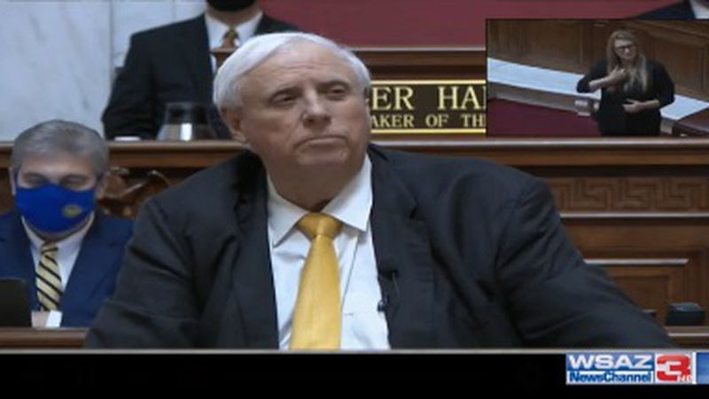 West Virginia Gov. Jim Justice on Wednesday night delivers his fifth State of the State address.