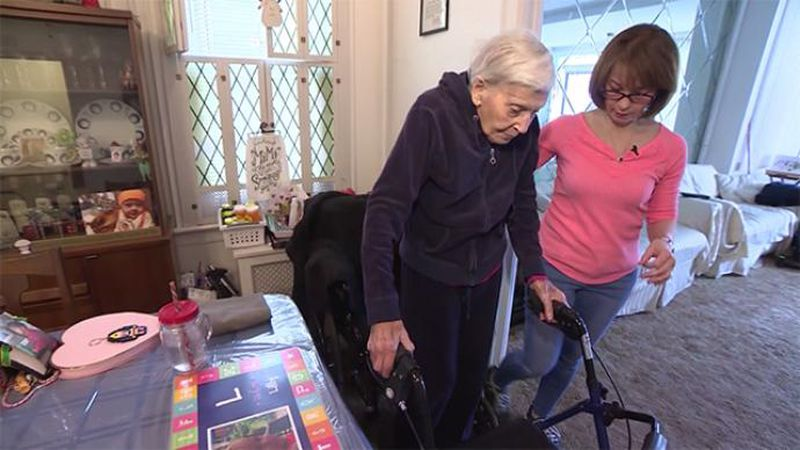 Being a caregiver is a tough job, and it's a job that must continue despite the pandemic....