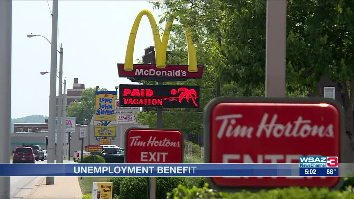 Worker shortage continues amidst businesses asking Gov. Andy Beshear to continue providing...