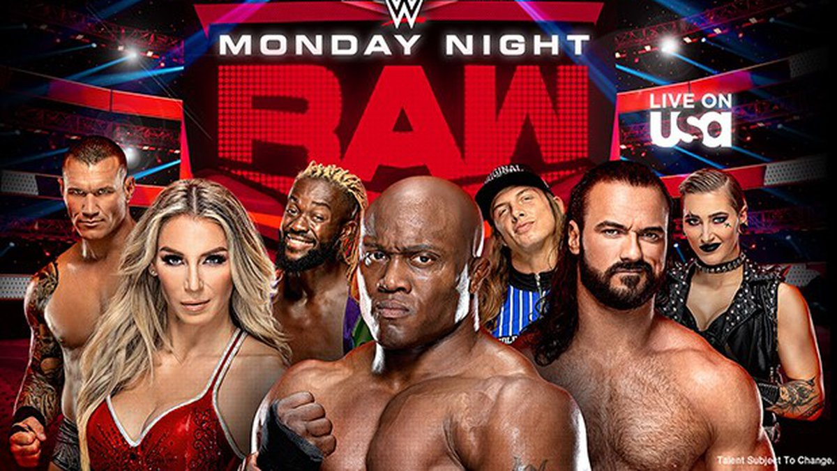 After 11 years, WWE Raw will return to the KFC Yum! Center on Monday, November 8. 2021.
