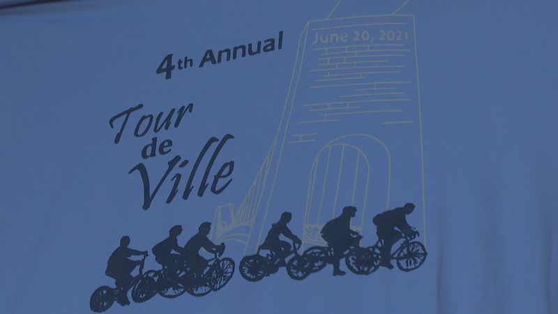 Pikeville's 4th Annual 'Tour de Ville' kicks off Sunday morning after last year's event was...