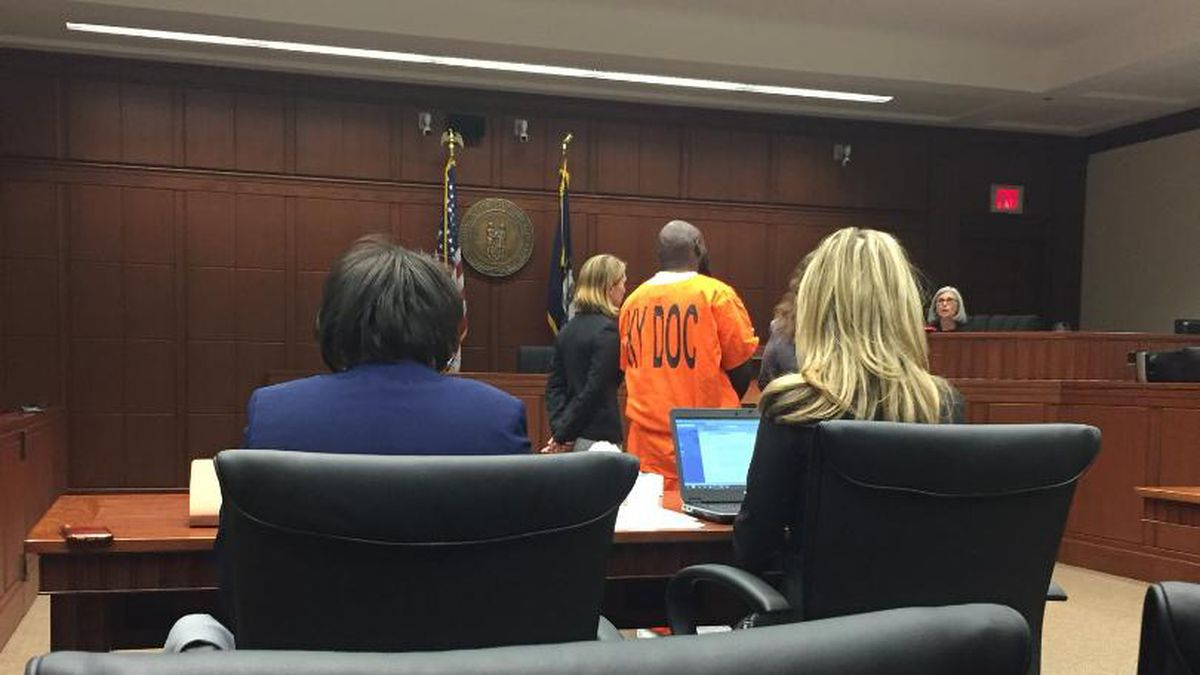 The judge accepted the jury's recommendation for life in prison for Dawan Mulazim. (WKYT)