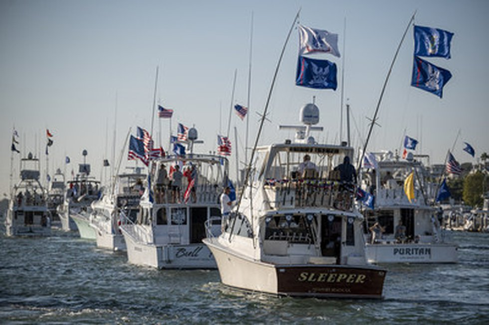 The WHOW 2021 Sportfishing Tournament featured 40 of the west coast's finest sportfishing...