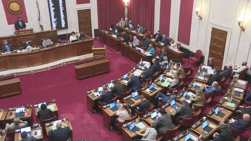 The West Virginia House of Delegates is set to vote Friday on its version on Gov. Jim Justice's...