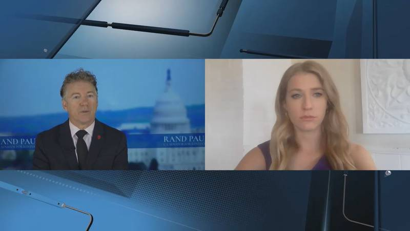 Sen. Rand Paul discusses national topics and current events with WBKO News.