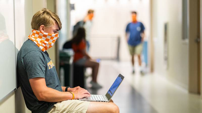 The University of Tennessee announced it will require masks during the upcoming fall semester.