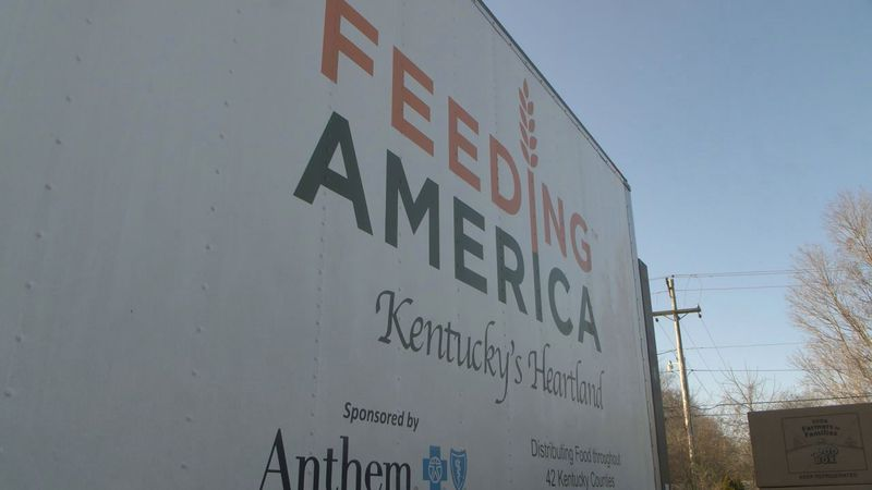 Feeding America helping Kentuckians struggling with food insecurity