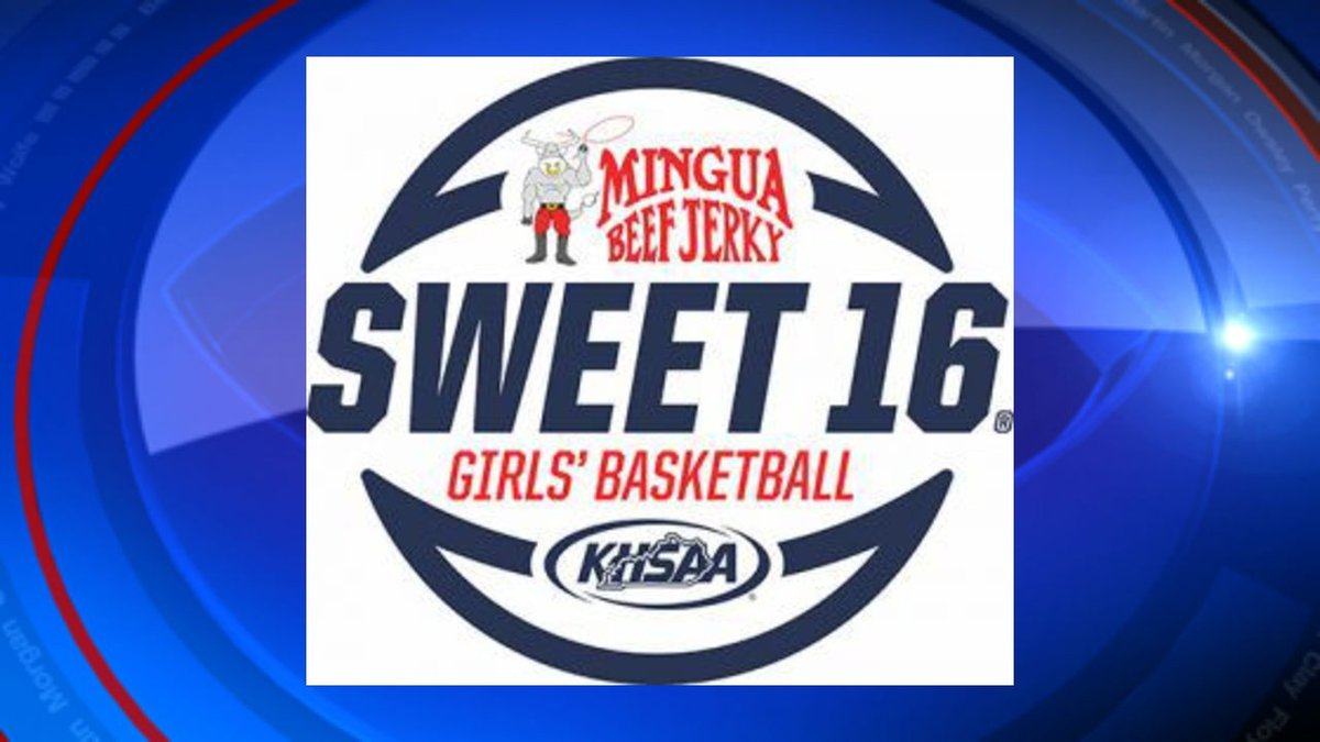 The 2021 KHSAA Mingua Beef Jerky Girls Sweet 16 Basketball Tournament will take place April...