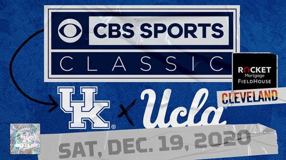 Kentucky to play UCLA on Dec. 19