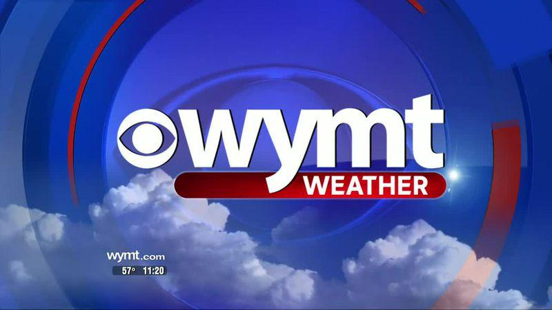Meteorologist Paige Noel's 11 p.m. forecast - April 19, 2021