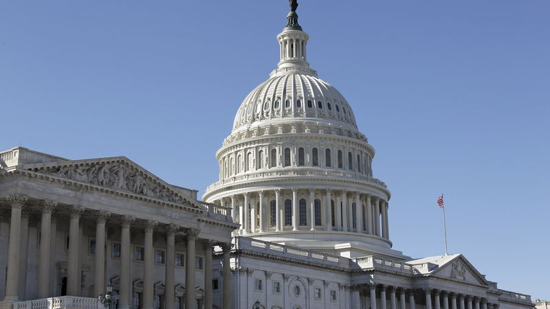 The U.S. Capitol is seen in Washington, Monday, March 7, 2011. (AP Photo/J. Scott Applewhite)