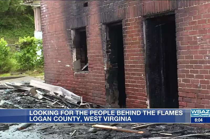 Arson suspected in vacant apartment complex fire