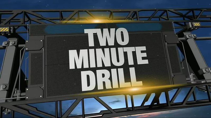 Two-minute drill 10-11