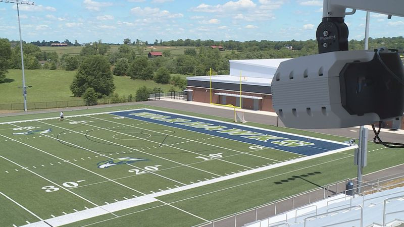 High schools are preparing for a football season without fans.