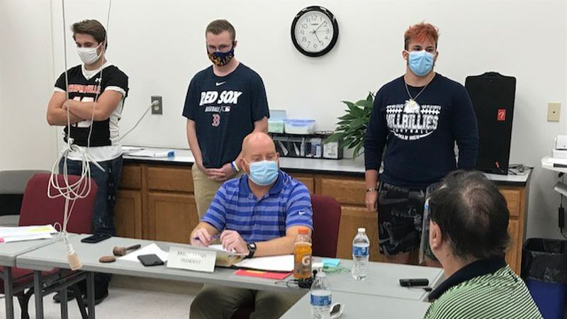 In-person classes will resume in Logan County after a unanimous decision Tuesday evening by the...