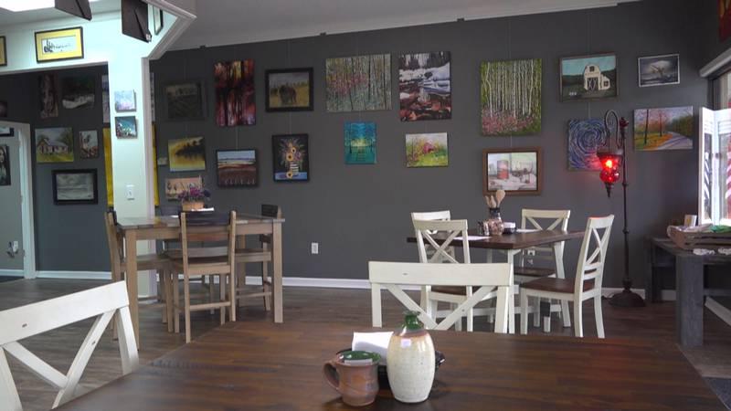 Corbin Art Gallery officially opens