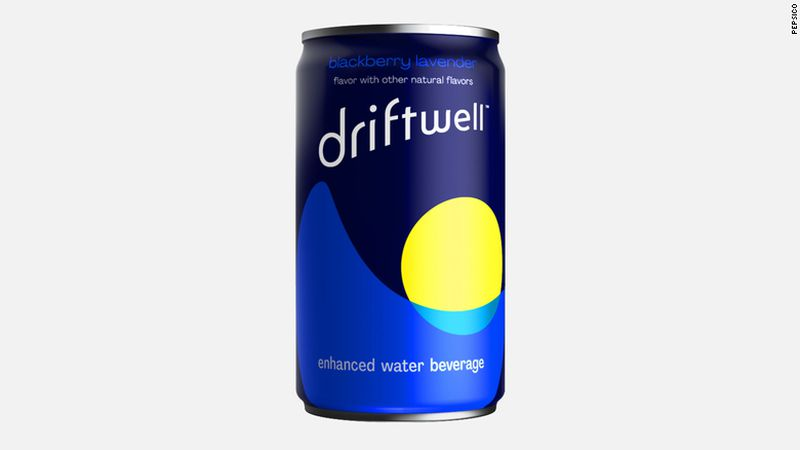 PepsiCo is releasing a new drink, called Driftwell.