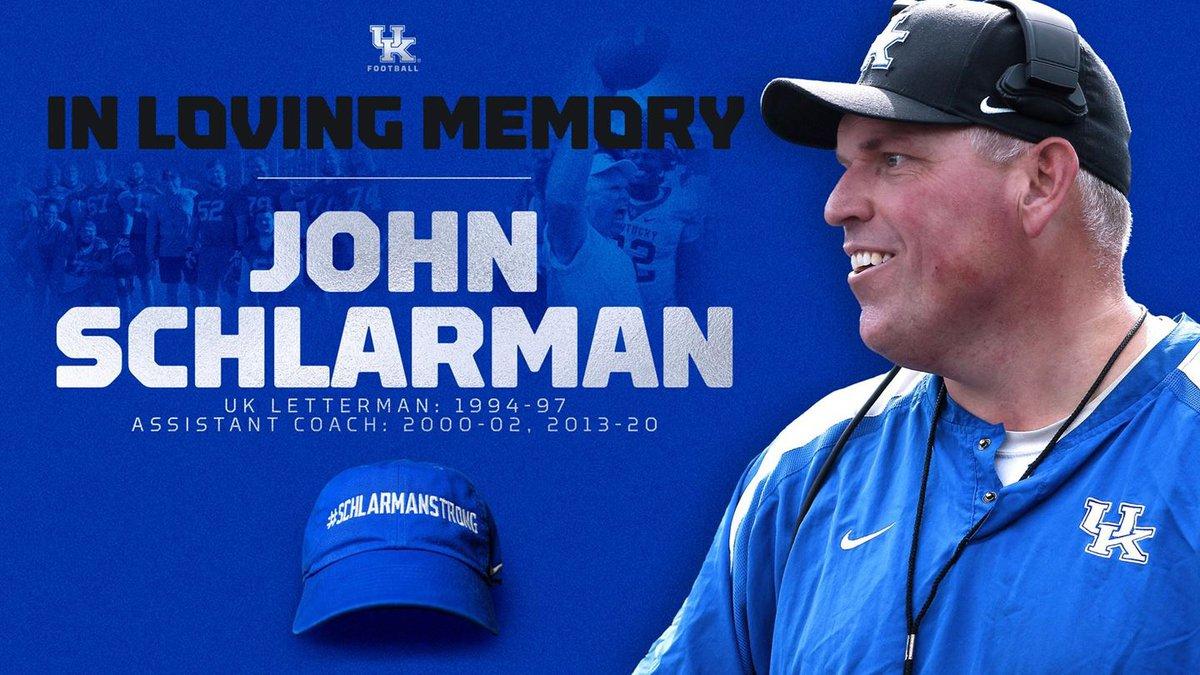 John Schlarman In Loving Memory