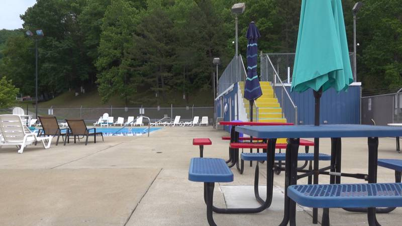 Perry County Pool official re opens