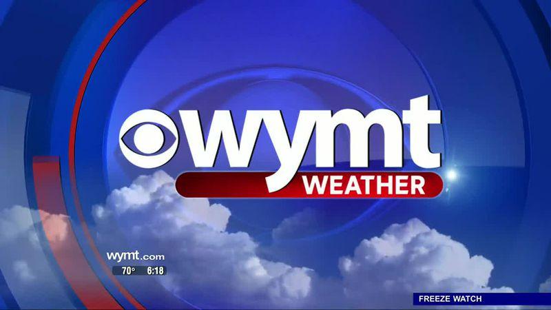 Meteorologist Paige Noel's 6 p.m. forecast - April 20, 2021