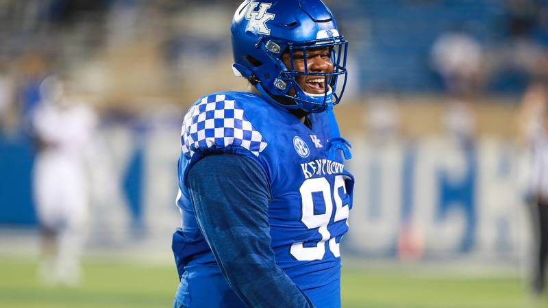 Quinton Bohanna drafted by the Cowboys.