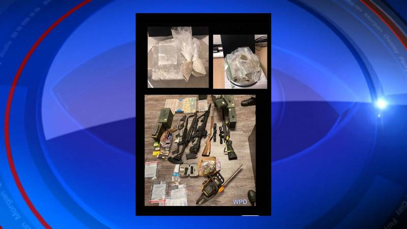 Drug investigation and arrest in Williamsburg