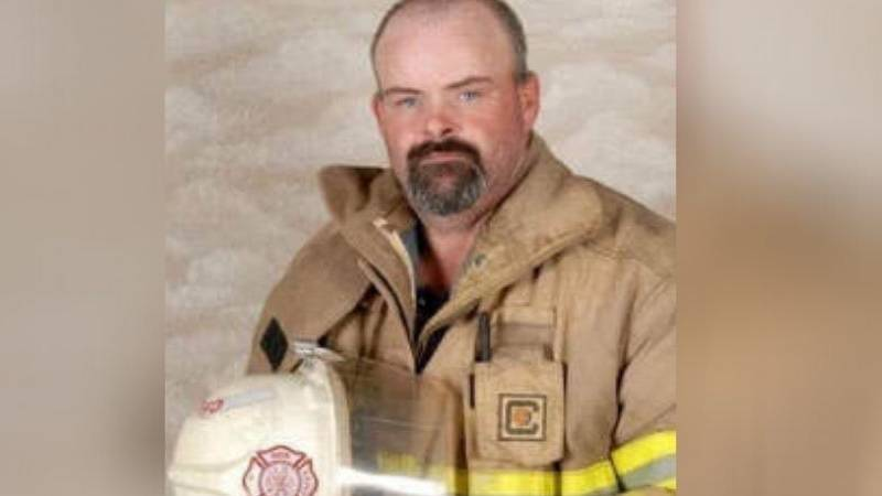 Jellico Rescue Squad member and beloved Jellico Fire and South Whitley Fire Chief Harold...