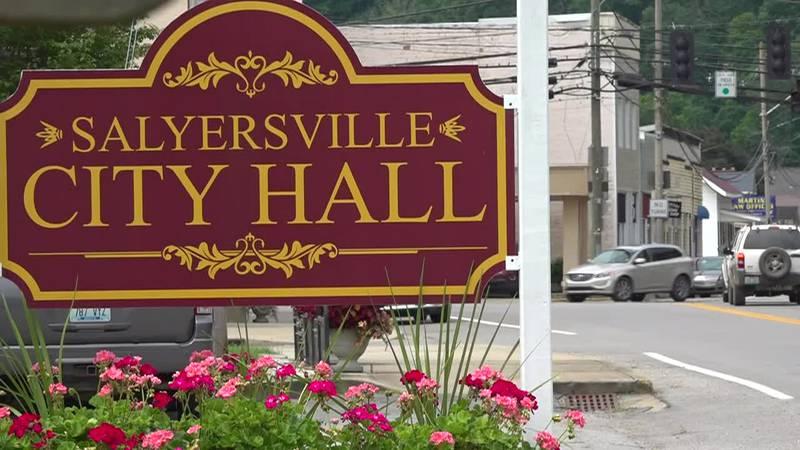 Salyersville City Hall