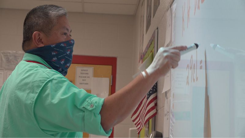 Whitley County teacher struggles with long term effects from COVID-19