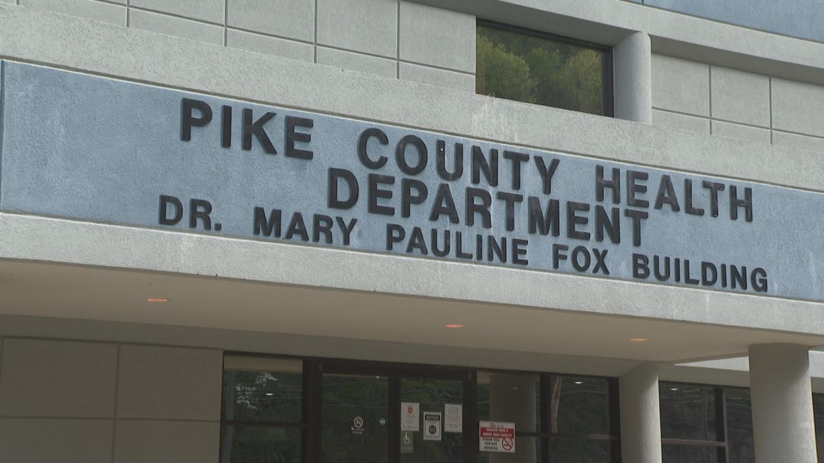 The Pike County Health Department will host a walk-in COVID-19 vaccine clinic every Monday from...