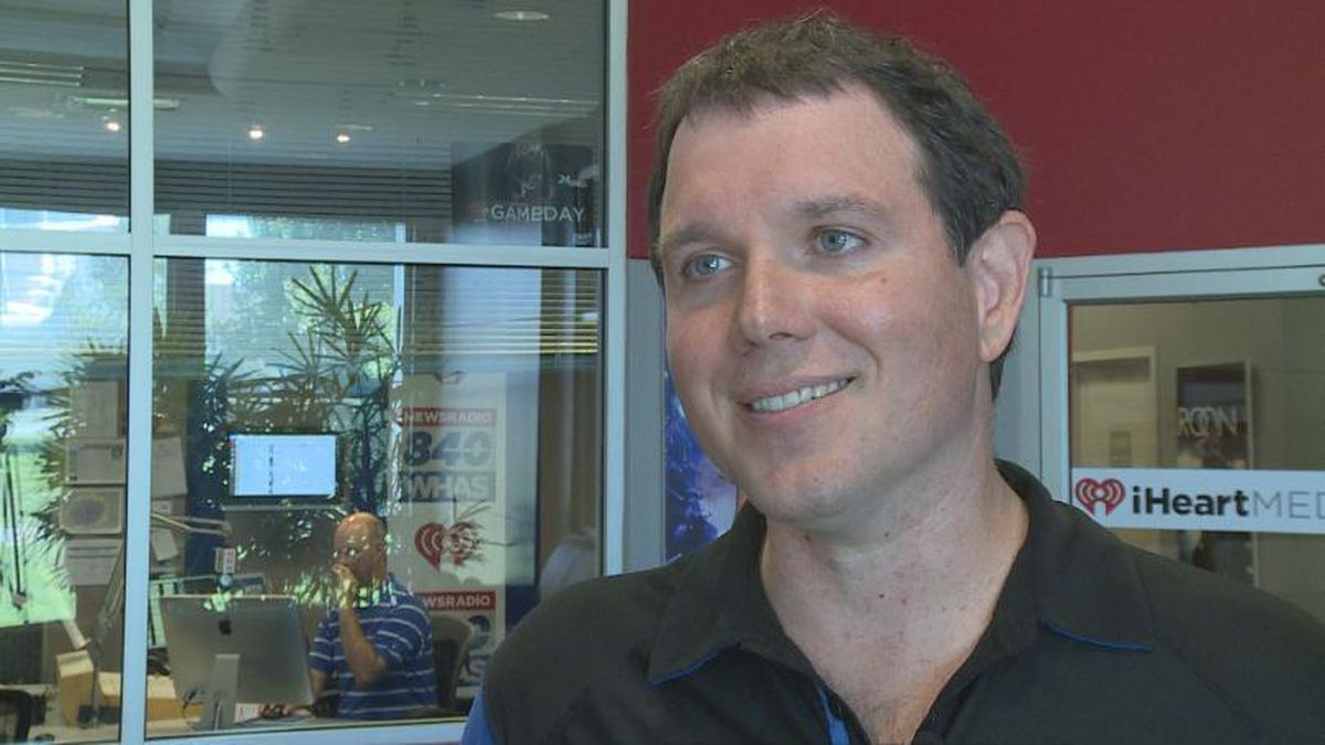Kentucky Sports Radio Host Matt Jones is still considering running for U.S. Senate // WKYT