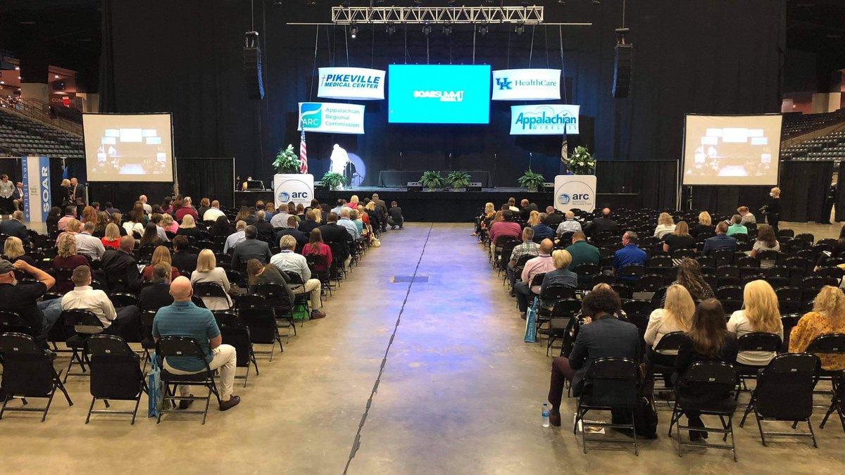 SOAR summit kicks off in Corbin