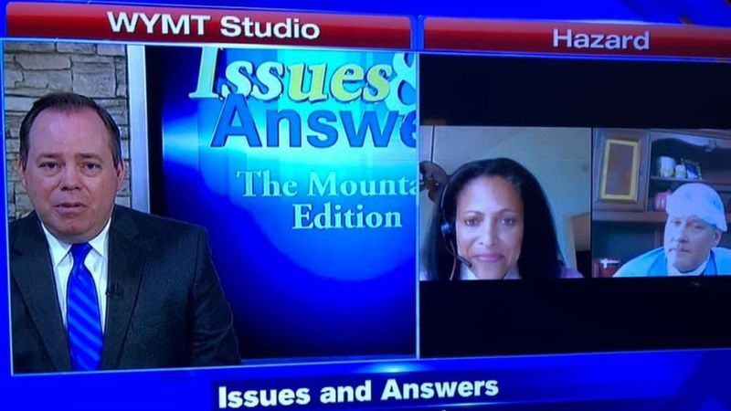 On this episode of Issues and Answers, WYMT's Steve Hensley talks to Dr. Maria Braman and Dr....