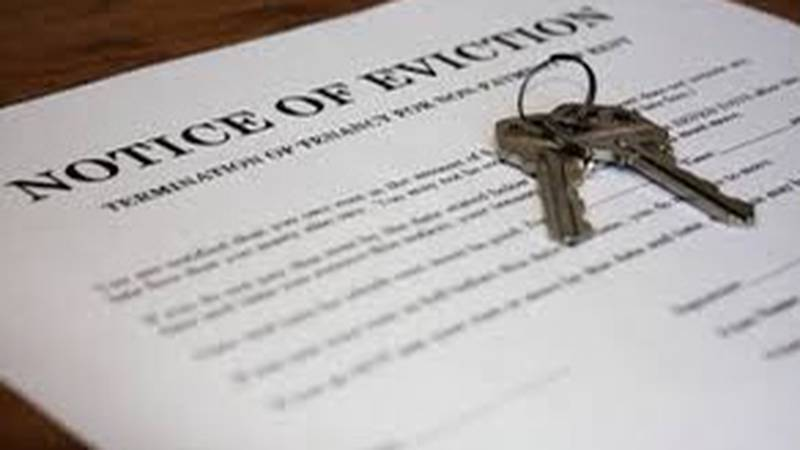 Federal eviction moratorium protection from the CDC has a deadline set for July 31 and an...