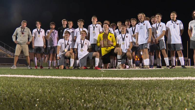 Lawrence County won the 15th Region title over Prestonsburg.