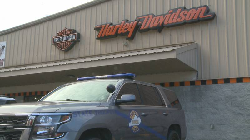 KSP Post 9's Ride for the Island event was hosted at Mineshaft Harley-Davidson in Pikeville and...