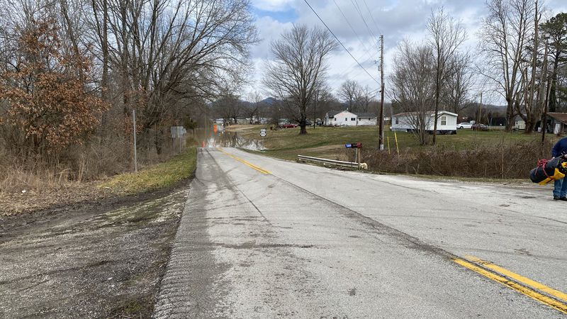 Flooding in Powell County has caused major issues.