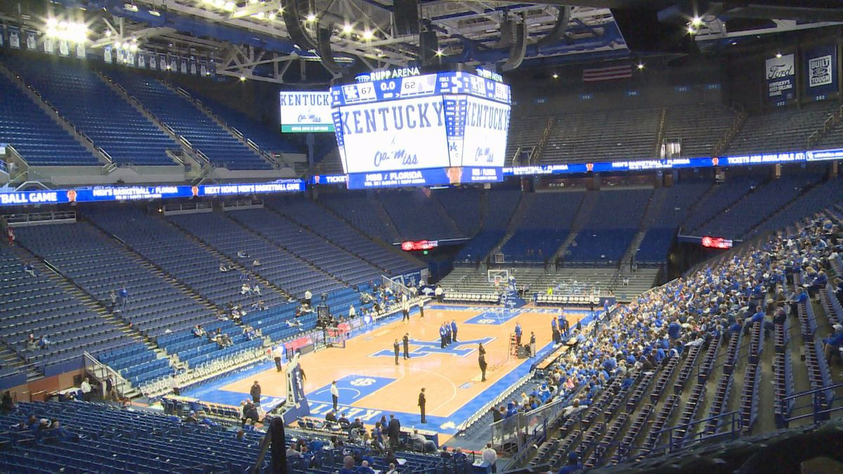 When people think of Rupp Arena they think Kentucky basketball, but Rupp is home to events over...