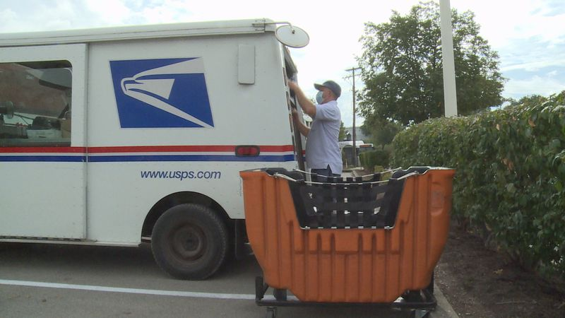 DeJoy has faced criticism after details emerged of changes to the postal service.