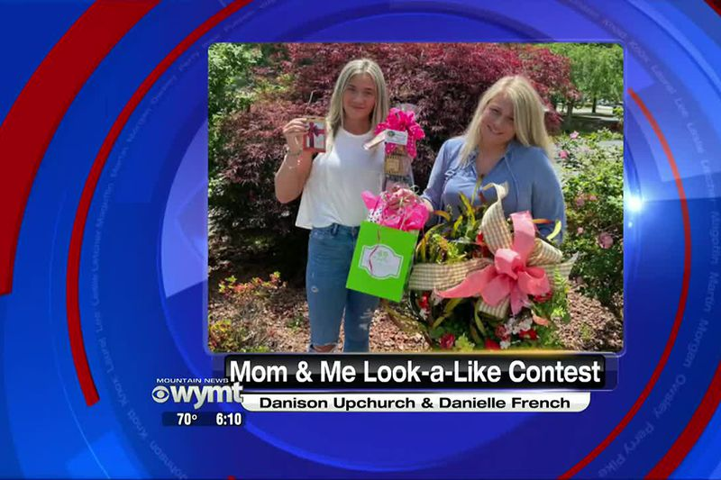 Winners announced in the WYMT Mom & Me Look-A-Like contest - 6:00 p.m.